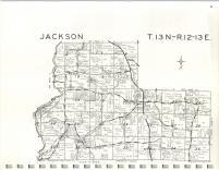 Map Image 003, Fayette County 1972